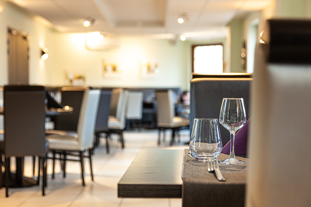 table du restaurant