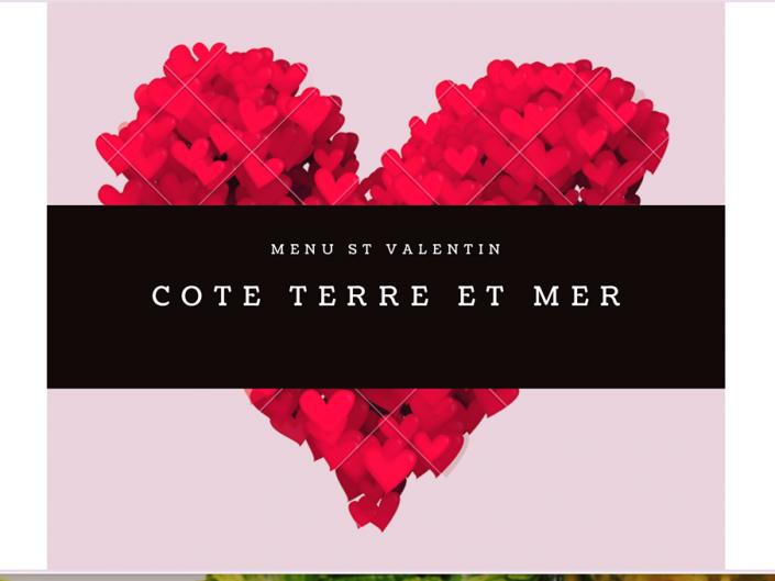 Restaurant Côté terre et mer